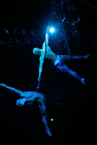 Showact Luft-Akrobatik Duo 06